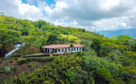 1.29 ACRES – 2 Bedroom Home In Lagunas With Spectacular Sunset Ocean Views!!!!!