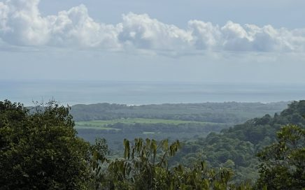 2.96 ACRES – Sunset Ocean View Lot In Gated Community With Trail To Creek And Waterfalls!!!!
