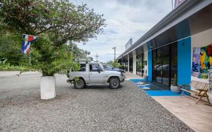 0.78 ACRES – Profitable Commercial Center With Highway Frontage, Home, Cabinas, Room To Build More!!!