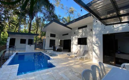 0.15 ACRES – 2 Bedroom Brand New Modern Home With Pool Close To Town And The Beach!!!!