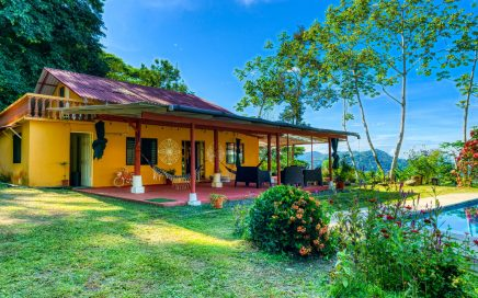 1.39 ACRES – 3 Bedroom Home, 1 Bedroom Guest House, Pool, Ocean View, Room To Build More!!!!