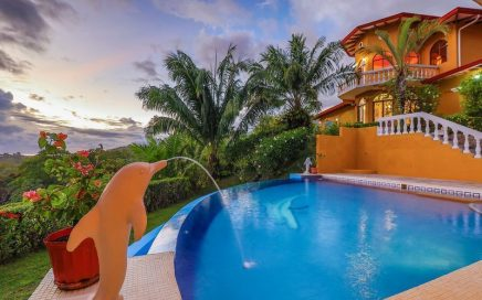 1.35 ACRES – 3 Bedroom Sunset Ocean View Home With Pool And 2 Wheel Drive Access!!!!