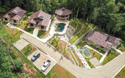 4.75 ACRES – 10 Bedroom Compound W 3 Homes, Pool, Whales Tail Ocean View, Another Building Site!!!!