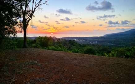 16.85 ACRES – Sunset Ocean View Development Property Or Private Compound 5 Min From Town Center!!!!!