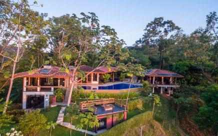 101 ACRES – 5 Bedroom Luxury Estate With Pool, Sunset Ocean Views, Ocean View Acreage, Rainforest, Rivers!!!!