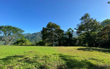 2 ACRES – Beautiful Ocean And Mountian View Property In Gated Community With Legal Water!!!