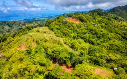 10.41 ACRES – Amazing 360 Degree Ocean And Mountain View Legacy Property!!!!