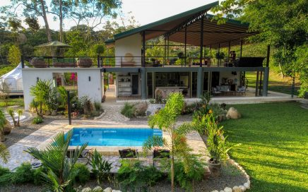 2 ACRES – 9 Room Turn Key Luxury Retreat Center With Pool And Large Yoga Deck!!!!