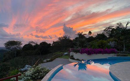 0.6 ACRES – 3 Bedroom Ocean View Home With Pool And Beautiful Gardens!!!!