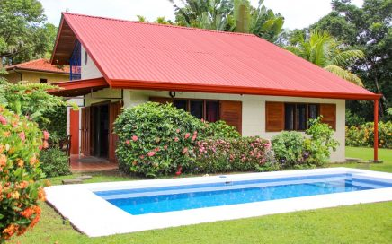 0.64 ACRES – 2 Bedroom Adorable Home With Pool Walking Distance To Town!!!