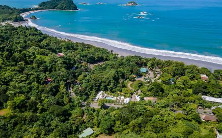 1.27 ACRES – Prime Commercial Development Property On Main Road To Manuel Antonio Walking Distance To Beach!!!!
