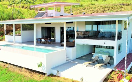 0.4 ACRES – 3 Bedroom Modern Home With Infinity Pool And Sunset White Water Ocean Views!!!!!