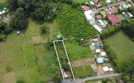 0.61 ACRES – Fixer Upper On Paved Road With Easy Access, Tons Of Fruit Trees, Close To River!!!!