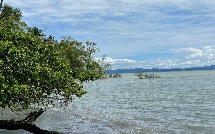 138 ACRES – Amazing Beachfront Property In Golfo Dulce With 2 Homes Near Puerto Jimenez!!!
