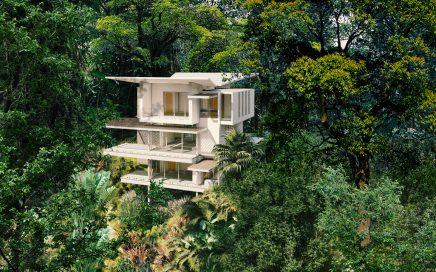 1 ACRE – 2 and 3 Bedroom Luxury Villas In High-End Community W Rental Program – Pre Construction!!!!