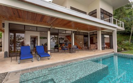 0.6 ACRES – 2 Bedroom Modern Luxury Home With Pool And Huge Sunset And Whales Tail Ocean Views!!!!!
